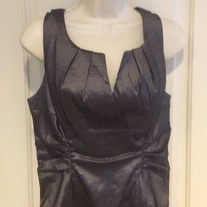 Cocktail Dress - Shimmering Brown - Size 12